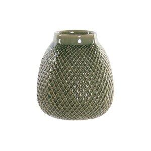 Genis Vaza, Ceramica, Verde