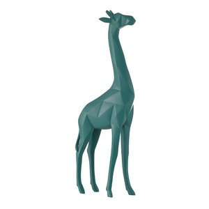 Giraffe Decoratiune, Polirasina, Albastru