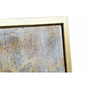 Honey Tablou, Canvas, Albastru