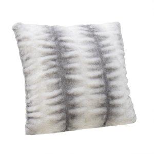 Kasia Perna decorativa M, Textil, Gri