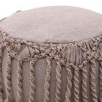 Kendra Taburet, Textil, Bej