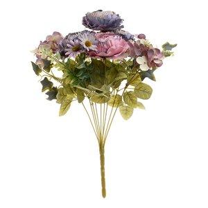 Laura Buchet flori artificiale, Plastic, Mov
