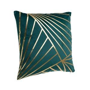 Marova Perna decorativa, Textil, Verde