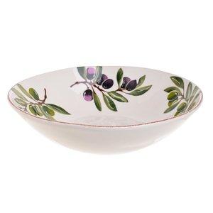 Oliver Bol, Ceramica, Alb