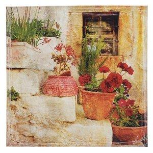 Pot Tablou, Canvas, Multicolor