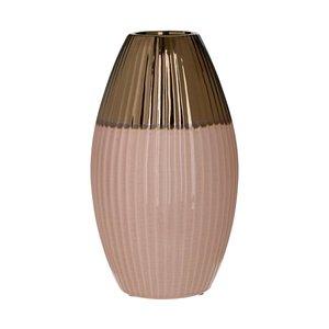 Ramya Vaza mic, Ceramica, Crem
