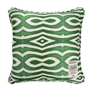 Riverside Perna decorativa, In, Verde inchis