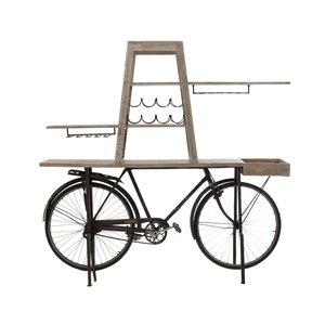 Rover Bar bicicleta, Lemn, Maro