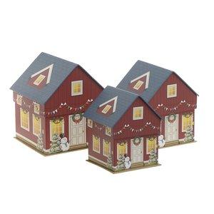 Set 3 cutii House