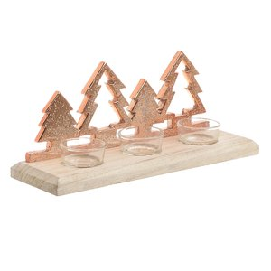 Suport pentru lumanari Christmas Trees