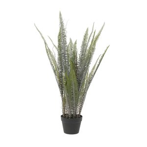 Timo Planta artificiala, Plastic, Verde