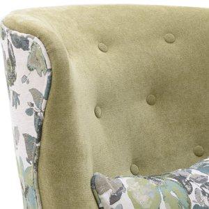 Valdis Fotoliu, Textil, Verde