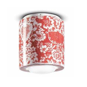 Zoe Ming Spot, Ceramica, Rosu