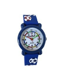 Ceas Copii - Pacific Time - Football Edition - Blue