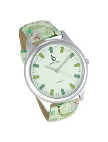 Ceas dama Crystal Blue® Oh So Green
