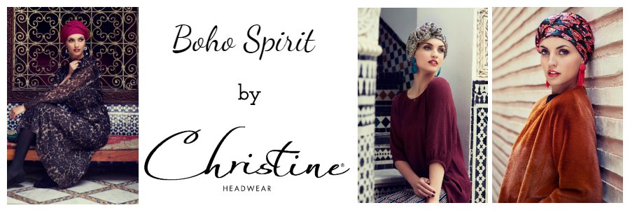 Boho Spirit by Christine Headwear