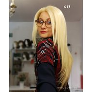 Peruca Naturala Pizzazz Swiss Net Lace wig blond