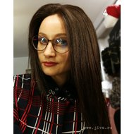 Peruca Naturala Pizzazz Swiss Net Lace wig Saten