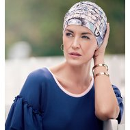 Turban Yoga Print Christine Headweare 523 KALEIDOSCOPE