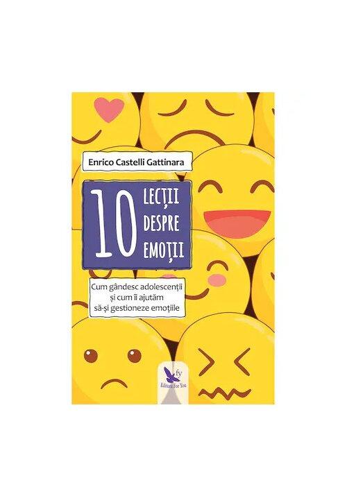 10 Lectii despre emotii imagine librex.ro 2021
