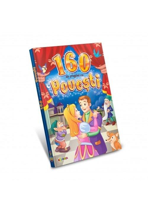 160 de pagini cu Povesti imagine librex.ro 2021