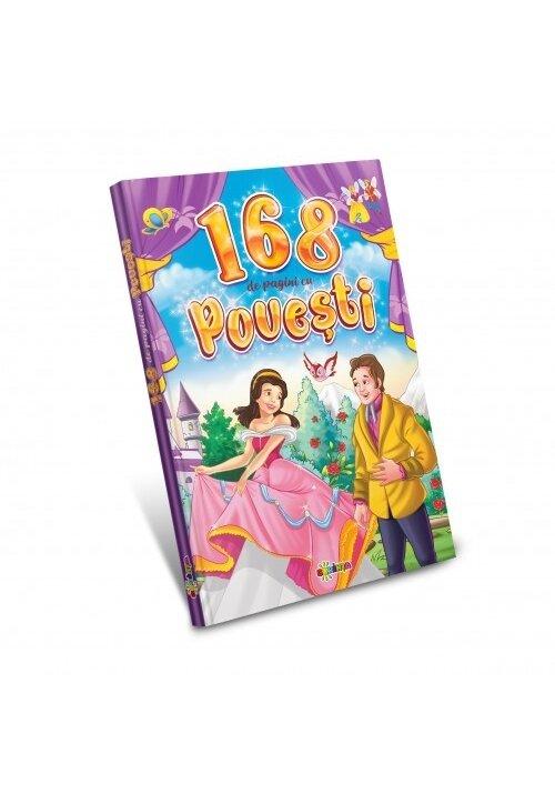 168 de pagini cu Povesti imagine librex.ro 2021
