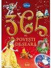 365 de poveşti de seară (carte cu CD Audio)