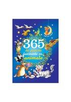365 de povești fascinante cu animale