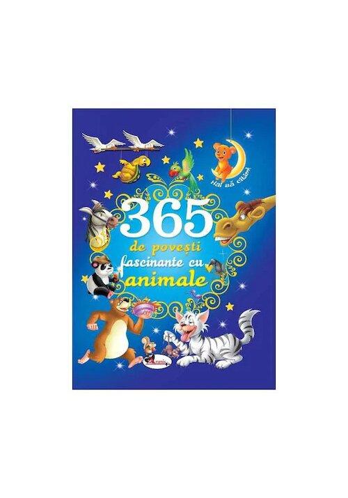 365 de povești fascinante cu animale imagine librex.ro 2021