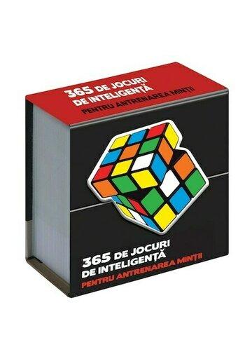 365 Jocuri de inteligenta