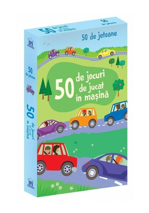 50 de jocuri de jucat in masina imagine librex.ro 2021