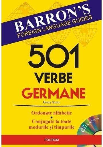 501 verbe germane