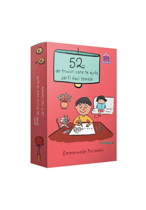 52 de trucuri care te ajuta sa-ti faci temele