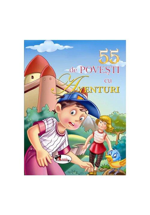 55 de povesti cu aventuri imagine librex.ro 2021