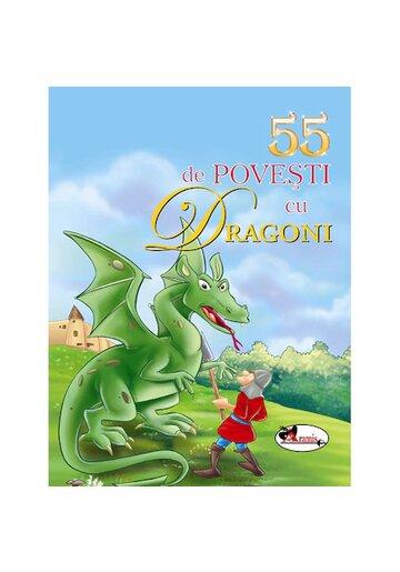 55 de povesti cu dragoni