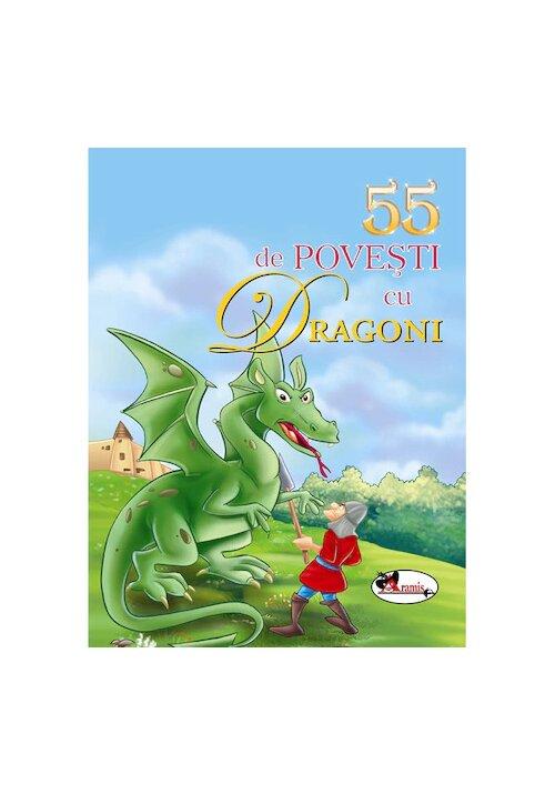 55 de povesti cu dragoni imagine librex.ro 2021