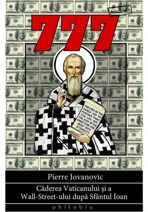 777. Caderea Vaticanului si a Wall Street-ului dupa Sfantul Ioan imagine librex.ro 2021