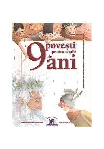 9 povesti pentru copiii de 9 ani