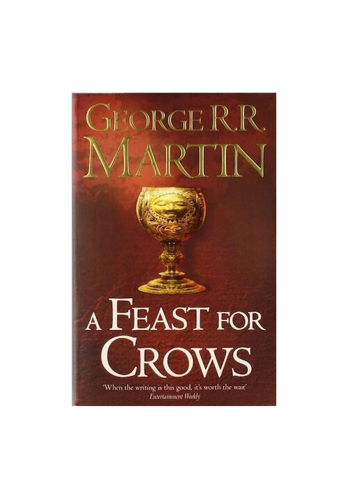 A Feast For Crows (Reissue) (A Song Of Ice And Fire, Book 4) imagine librex.ro 2021