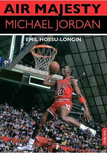 AIR MAJESTY- Michael Jordan