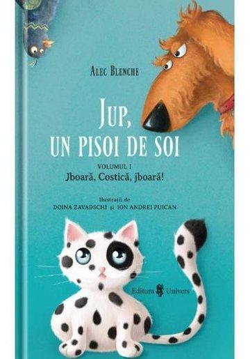 Alec Blenche - Jup, Un pisoi de soi Vol.1: Jboara, Costica, jboara!