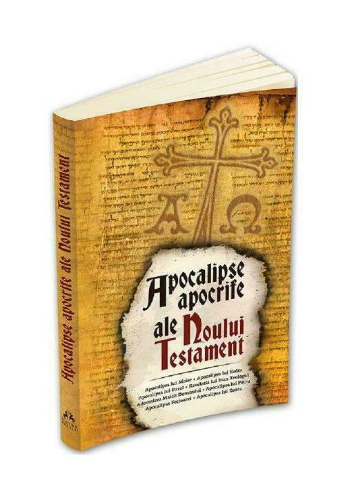 Apocalipse apocrife ale Noului Testament imagine librex.ro 2021