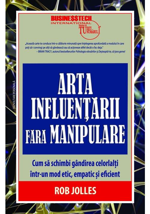 Arta Influentarii fara manipulare imagine librex.ro 2021