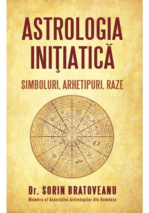 Astrologia initiatică: simboluri, arhetipuri, raze imagine librex.ro 2021