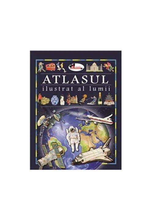 Atlasul ilustrat al lumii imagine librex.ro 2021