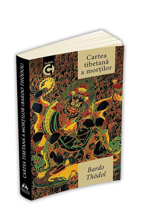 Bardo Thodol - Cartea tibetana a mortilor imagine librex.ro 2021