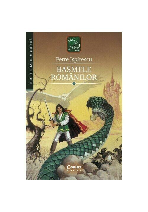 Basmele romanilor imagine librex.ro 2021