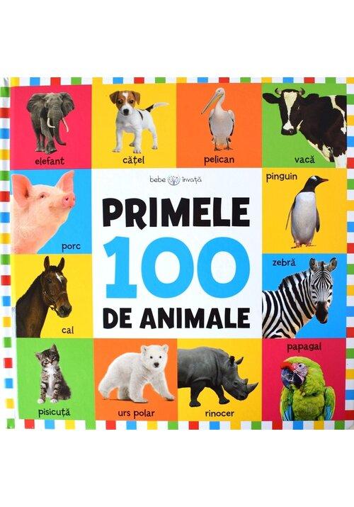 Bebe invata. Primele 100 de animale imagine librex.ro 2021