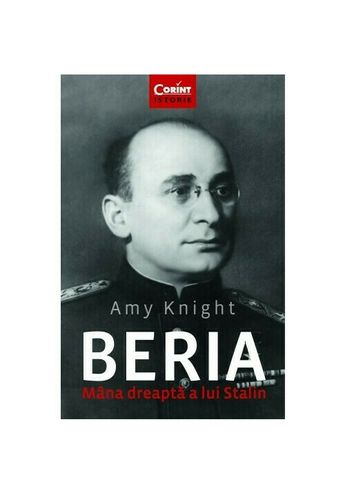 Imagine Beria - Mana Dreapta A Lui Stalin
