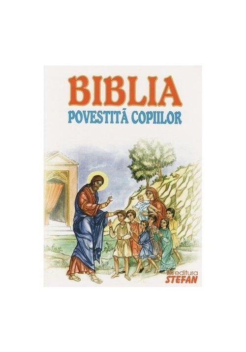 Imagine Biblia Povestita Copiilor